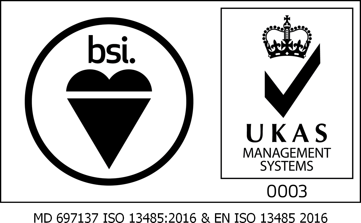 BSI ISO 13485